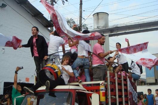 7th Festival: El Camión, 2008
