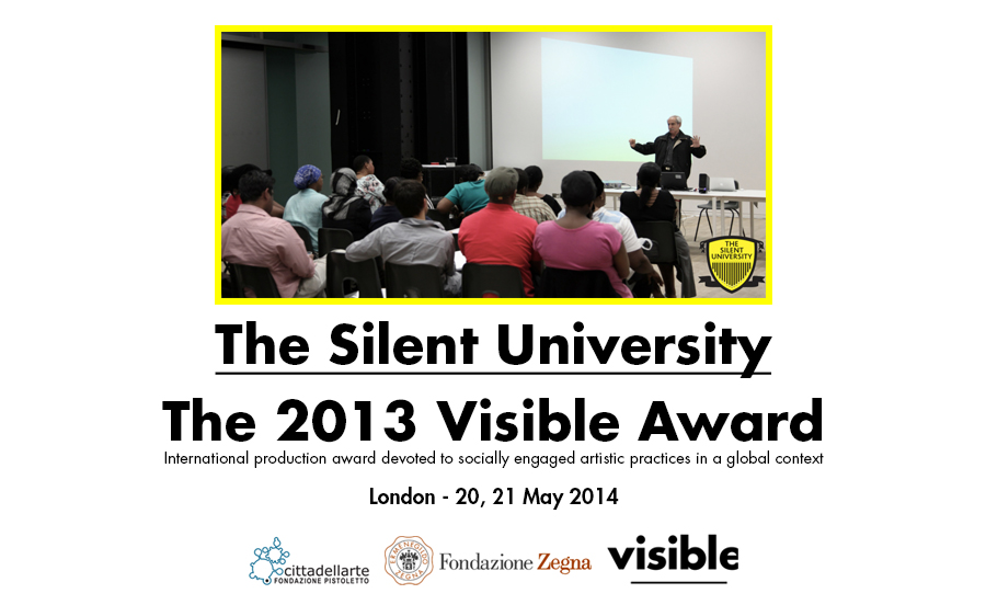The Silent University in Oxford and London – Full programme