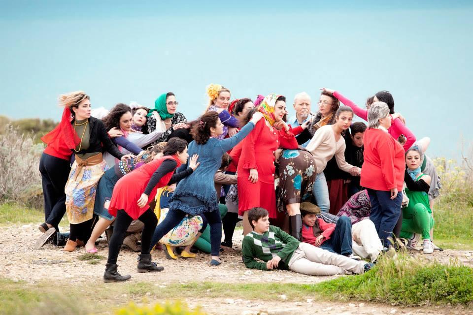 Marinella Senatore, « The School of Narrative Dance – ongoing documentary », 2013-14
