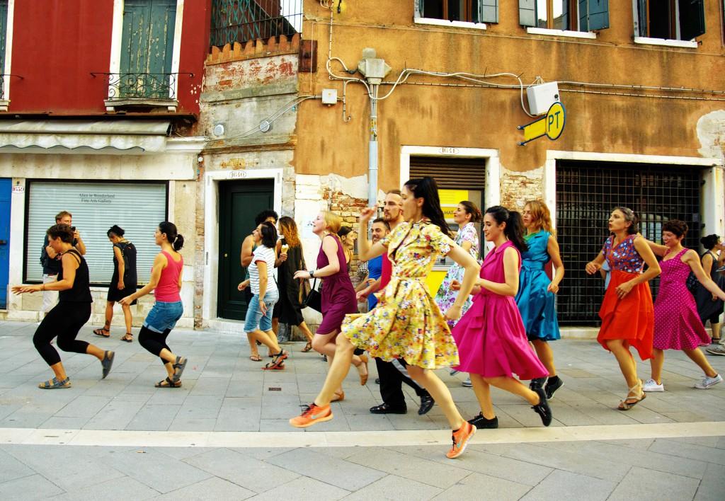 #OnPedagogy: Marinella Senatore presentingThe School of Narrative Dance