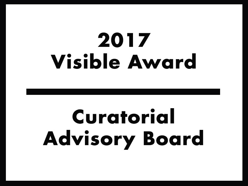 2017 Curatorial Advisory board is announced
